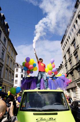 Demonstrationen Velfærd til alle 17. maj 2006