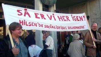 Socialistiske ballademagere