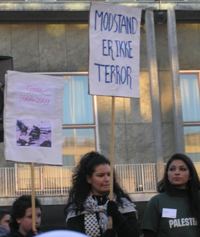 Modstand er ikke terror