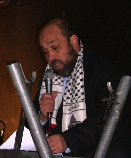 Palæstinensisk taler 4. januar 2009