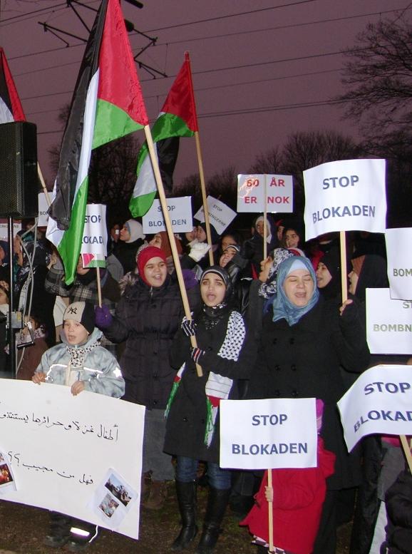Stop blokaden
