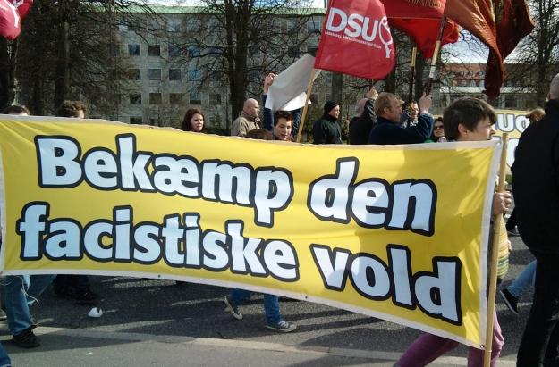 Aarhus for mangfoldighed: Bekæmp den fascistiske vold