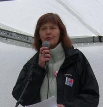 Dorte Grenaa 1. maj 2008