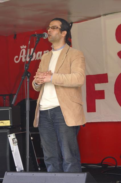 Naser Alsehli Kgs. Have Odense 1. maj 2008