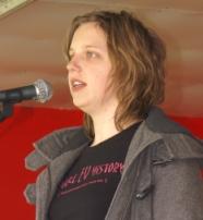 Rina Ronja Kari Kgs. Have Odense 1. maj 2008