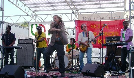 Action Taken Den røde Plads 1. maj 2009