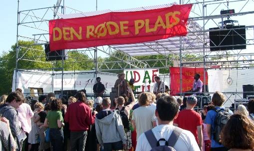 Action Taken Den røde Plads 2009