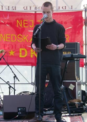 Ferdinand DKU Den røde Plads 2009