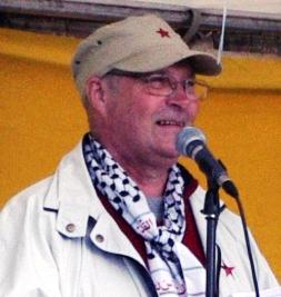 Kaj Rudi på Alternativ 1. maj Århus 2010