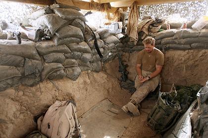 Canadisk soldat Afghanistan