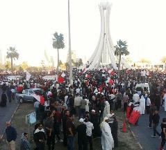 Efter massakren: Genindtagelsen af perlepladsen i Bahrain 19. februar 2011