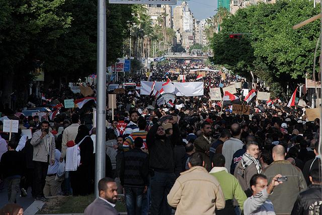 Alexandria 3. februar 2011