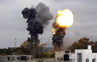 NATO-bombning af Tripoli maj 2011