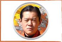 Jigme Khesar Namgyel Wangchuck af Bhutan