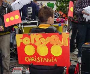 Forsvar Christiania