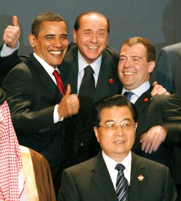G20-ledere: Det går rigtig godt - igen