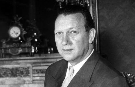 H. C. Hansen - amerikansk agent - dansk statsminister