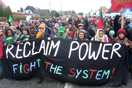 Reclaim Power 16. december 2009