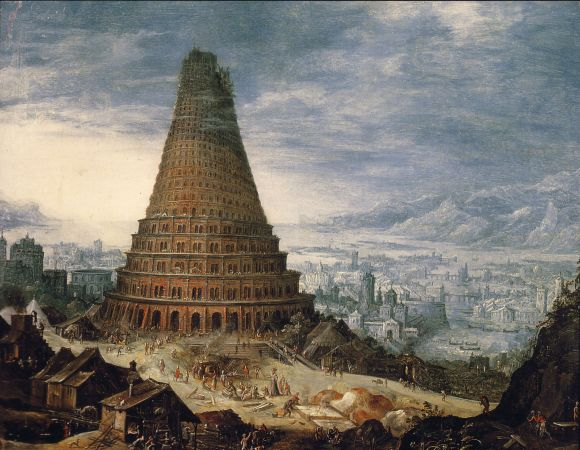Tower of Babel - Gustave Doré