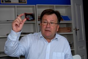 Claus Hjort Frederiksen - måtte droppe dagpengeangreb