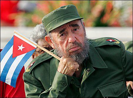 Fidel Castro 1. maj