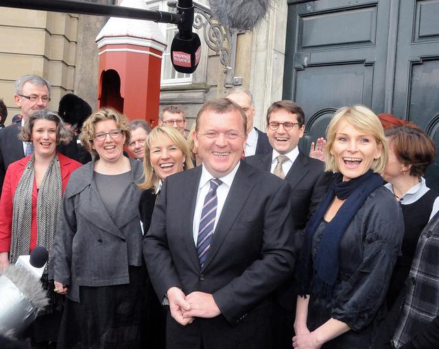 VK-regeringen efter ministerrokaden 2010