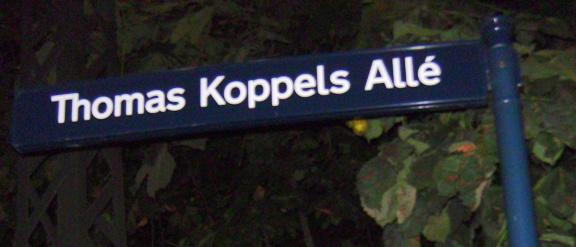 Thomas Koppels Allé