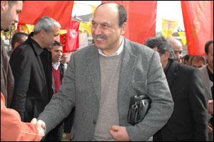 Levent Tüzel, tidligere formand for EMEP, blev valg som uafhængig kandidat i Istanbul