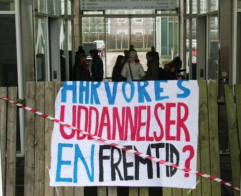 Studenterprotest marts 2011
