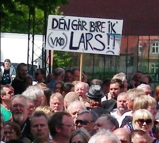 Århus 2. juni 2010: Protest mod VKOs genopretningsplan