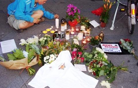Minemanifestation 7. september 2008