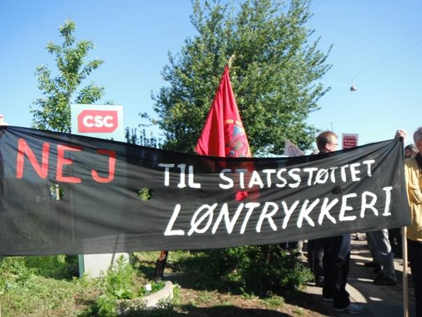 CSC: Den udvidede konflikts første dag 1. juni 2011