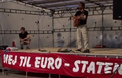 Nej til euro-staten