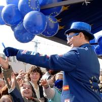 Unionen er det rene ballondemokrati
