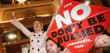 Irsk Nej til Lissabon-traktaten