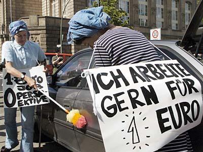 EU-tilbud til de tyske og andre unionsarbejdere