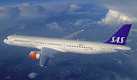 SAS i krise - og hele flytrafikken