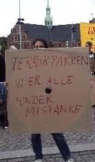 Terrorlovene misbruges