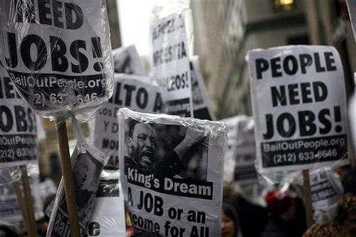 Wall Street 3. april 2009