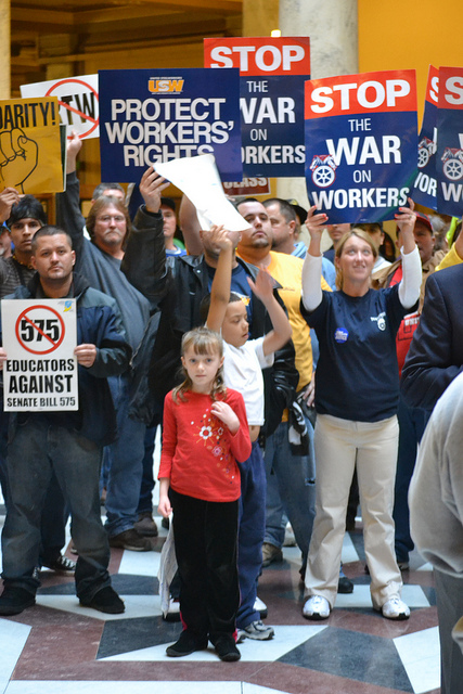Stop the War on the Workers