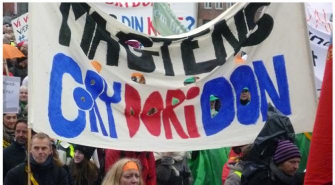 Det er en principiel kamp om arbejdstagernes rettigheder – og det er en kamp om vores børns skole