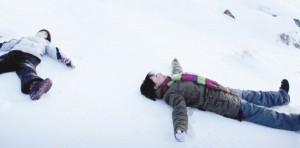 boern i sneen