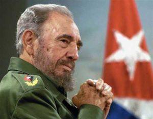 Fidel habla en la mesa redonda sobre tema de la electricidad y su cambio en el pago