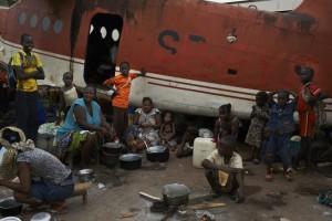 afrikanske flygtninge