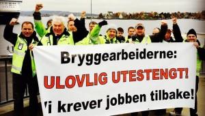 norske havnearbejdere