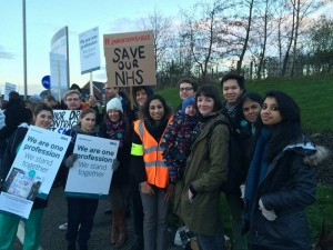 BMA_junior doctors West Region