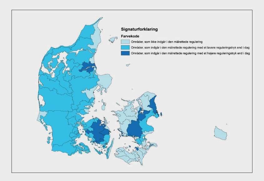 Forureningens Nye Danmarks Kort Kpnet