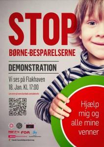 odense demonstration_stop boernebesparelserne