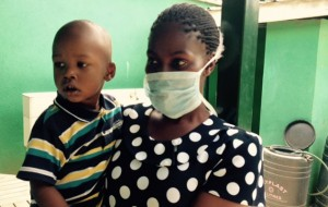 Tuberkulose patient