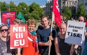nei til EU Norge